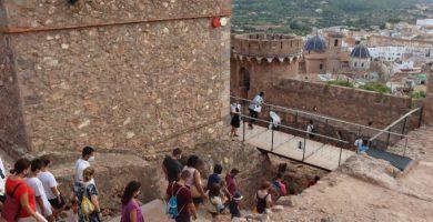 El Castillo de Onda, principal reclamo y escenario turístico para este verano 2021