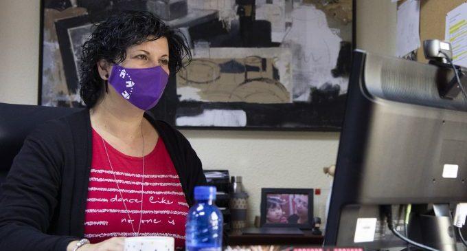 La mujer rural protagoniza la campaña del 8M de la Diputación
