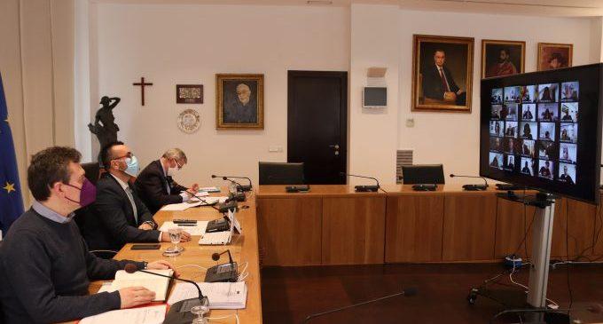 Vila-real aprovarà definitivament el seu pressupost de 2021 el dijous