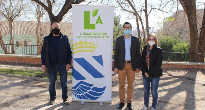 """L'Alcora millorarà 7.500 m² de parcs i zones verdes amb una inversió """"històrica"""" de 700.000 euros"""