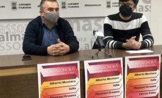 Quatre concerts de música en valencià reactiven la cultura amb 'Almassonora'