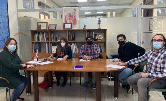 ReViu Les Aules abre el miércoles sus puertas totalmente renovado con una exposición de ilustraciones de jóvenes castellonenses
