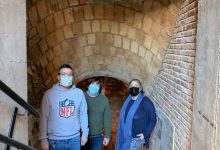 Nules dona els primers passos per a treballar en el projecte de la restauració del refugi del Convent