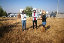 Almassora transformará un espacio abandonado en un circuito para ciclistas de montaña