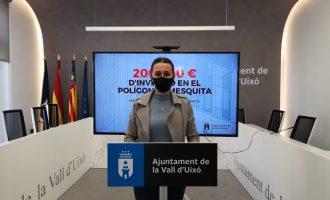 """El PSOE de la Vall d'Uixó muestra su """"sorpresa y malestar"""" por la propuesta de EU del Casal Jove"""