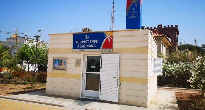 Almenara comptarà amb una nova oficina de turisme a la Platja Casablanca