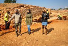 Descubiertos cerca de 10 metros de muralla iberorepublicana en los trabajos del Torrelló de Almassora