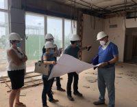 Les Alqueries traslada a Educación el proyecto de licitación de la primera fase de la Casa de la Cultura