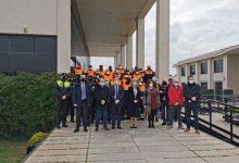 Protecció Civil d'Almenara representa la província de Castelló el Dia Mundial del Voluntariat de Protecció Civil