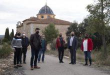 La Diputació repararà la cúpula de l'ermita del Socors de Càlig amb 37.000 euros
