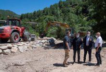 La Diputación aumentará un 20% la partida de mantenimiento de caminos hasta los 916.000 euros