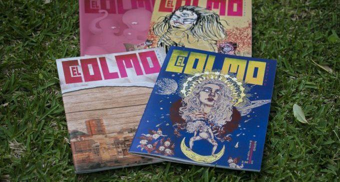 L'Espai Cultural Obert Les Aules acull la presentació de 'El Colmo Fanzine', una publicació participativa que té en la il·lustració el seu nexe d'unió