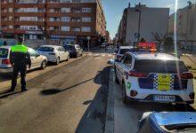 La Policia de Benicarló denuncia 23 vehicles en la campanya de control de cinturons
