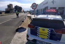 La Policia Local de Benicarló identifica un presumpte autor de delictes de furt al descuit