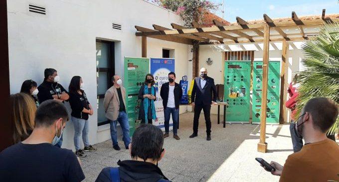 18 educadores i educadors ambientals conscienciaran a peu de carrer en els 115 municipis més menuts de la província