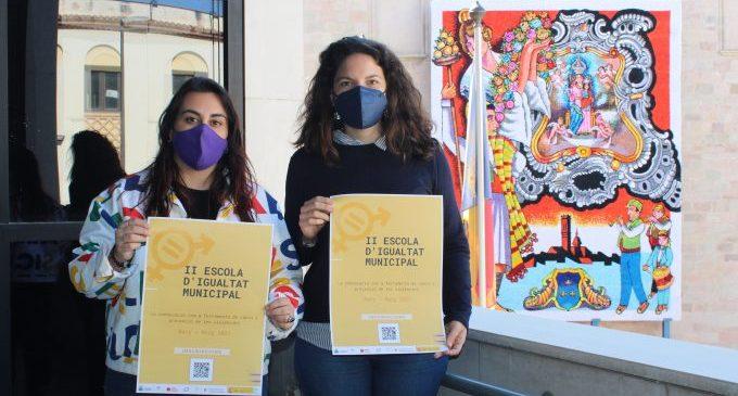 Burriana pone en marcha la II Escuela Municipal de Igualdad y Prevención de la Violencia de Género