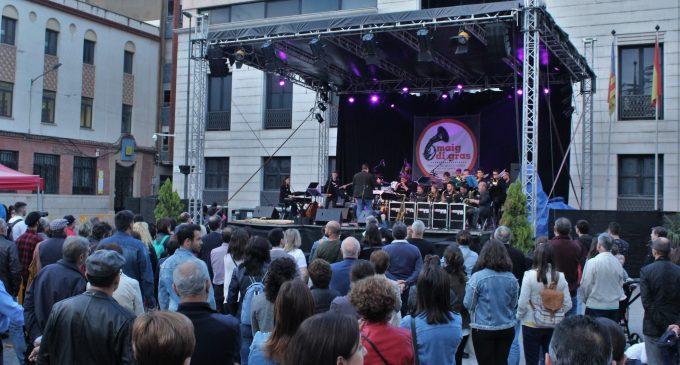 """El festival Maig di Gras vuelve a Borriana en mayo para """"reencontrarse"""" con la cultura"""