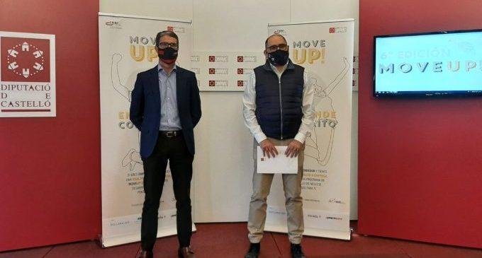 El programa 'Move Up! Emprén amb èxit' celebrarà al maig la seua sisena edició després d'impulsar més de 120 projectes