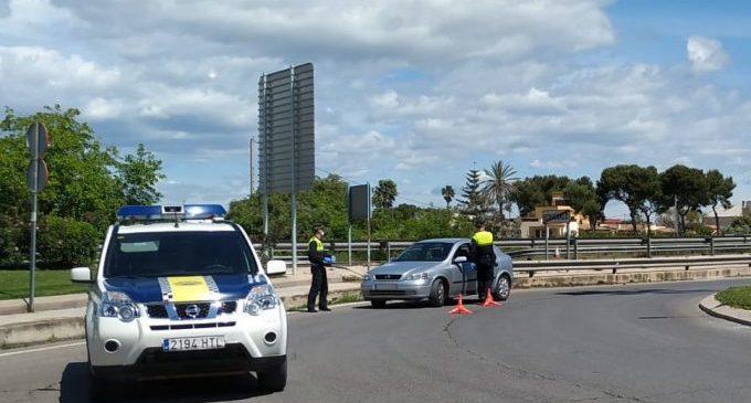 Policia Local de Benicarló desplega un dispositiu especial fins a Setmana Santa