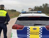 Detingut un home a Benicarló per un presumpte robatori