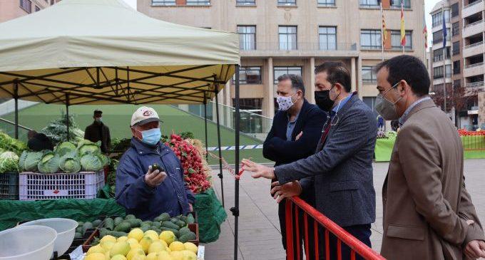 Los productores locales de Vila-real podrán vender su fruta y verdura en Carrefour