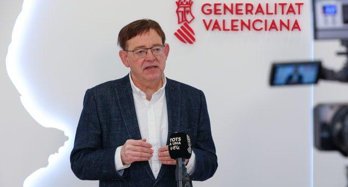 Puig avança que la totes les ajudes directes del Pla Resistir hauran arribat a les empreses i autònoms a la fi de juny