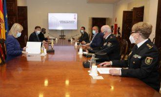 La Policía triplicará su presencia en las zonas recreativas del interior para evitar el riesgo de contagios en Semana Santa
