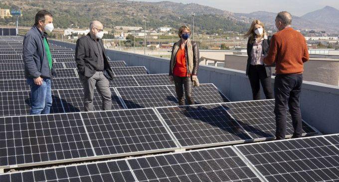 L'UJI conclou un nou parc solar fotovoltaic, el primer de l'estratègia institucional contra el canvi climàtic