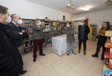 La Diputació ampliarà la xarxa de botigues multiservei en pobles de menys 200 habitants amb 100.000 euros més