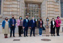 Marco destaca la voluntad de cooperación en la constitución de la comisión mixta de patrimonio