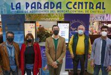 Castelló instala máquinas en el Mercado Central para realizar donaciones al Banco de Alimentos