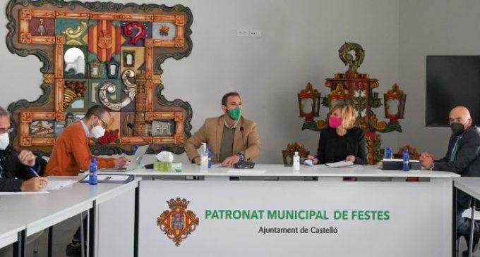 Castelló avala un pressupost del Patronat Municipal de Festes per a 2021 de 986.000 euros