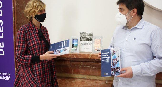 Castelló convida a la lectura pel Dia del Llibre amb publicacions sobre història i cultura de la ciutat