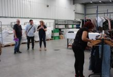Castelló aprueba la contratación con fines sociales del servicio de recogida y reciclaje de ropa usada