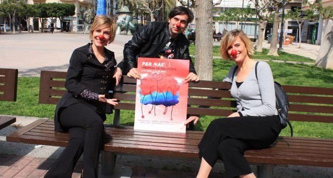 'Per Nassos' inaugura la programació de maig per a reivindicar el paper del clown en les arts escèniques