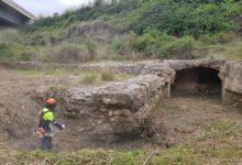 El Consorcio gestor del Paisaje Protegido de la Desembocadura del río Mijares finaliza los trabajos de desbroce del antiguo azud dels Corrents del siglo XVII