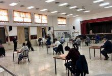 17 aspirants s'examinen per a aconseguir una de les cinc places d'oficial de policia a Almassora