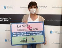 La Vall d'Uixó obri la sol·licitud de subvencions per a rehabilitar façanes amb 'La Vall més guapa'