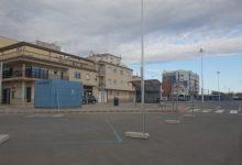 S'inicien les obres d'adequació de la parada de bus del parc de les Catalinetes a Vinaròs