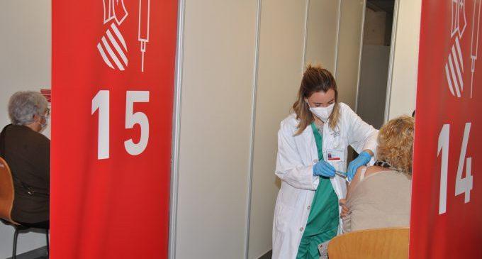 Sanitat anuncia quan es vacunaran els castellonencs d'entre 55 i 59 anys