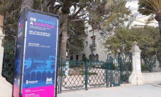 'De Picasso a Barceló' rep més de 1.400 visites en les dues primeres setmanes en Villa Elisa a Benicàssim