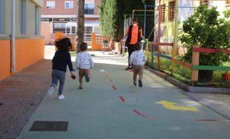 Onda clausura l'Escoleta de Pasqua facilitando el aprendizaje y la conciliación en 115 familias