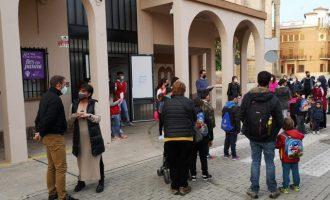 La Vall d'Uixó inicia la Escoleta de Pascua y Pascua multideportiva para las vacaciones escolares