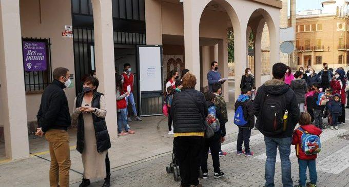 La Vall d'Uixó inicia la Escoleta de Pasqua i Pasqua multiesportiva per a les vacances escolars