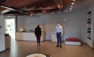 L'Alcora dignifica el Museu de la Ceràmica y recupera su estanqueidad