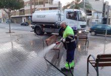 Nules recupera la neteja viària amb cisterna amb l'empresa Vareser
