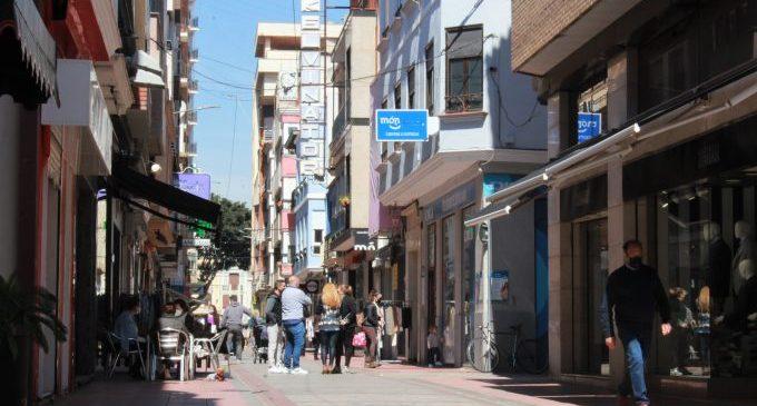 Borriana ampliarà l'exempció del pagament de taxes a les terrasses de bars i restaurants fins a final d'any