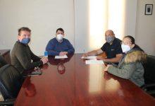 Nules signa un conveni amb l'associació d'agricultors per a tramitar ajudes per al sector