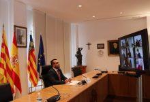 Vila-real recupera los actos institucionales pospuestos con un calendario oficial intenso