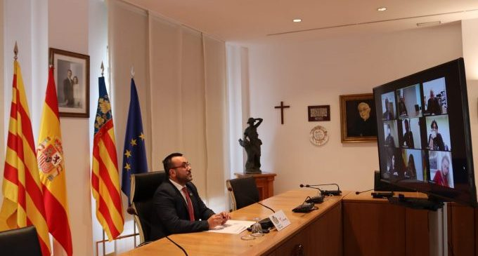 Vila-real recupera els actes institucionals posposats amb un calendari oficial intens